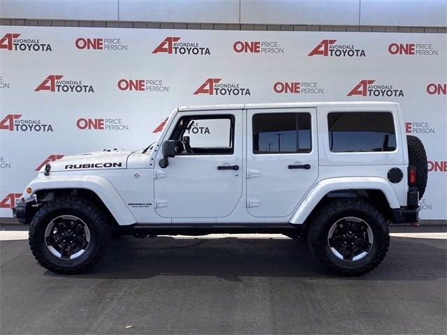 Jeep Wrangler JK Unlimited 2016 price $38,981