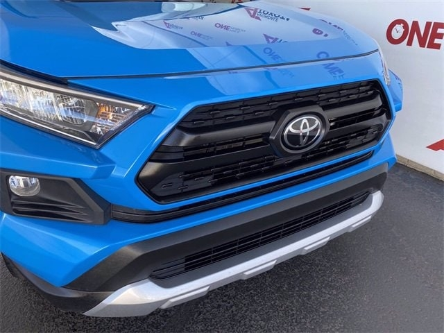 Toyota RAV4 2019 price $31,481