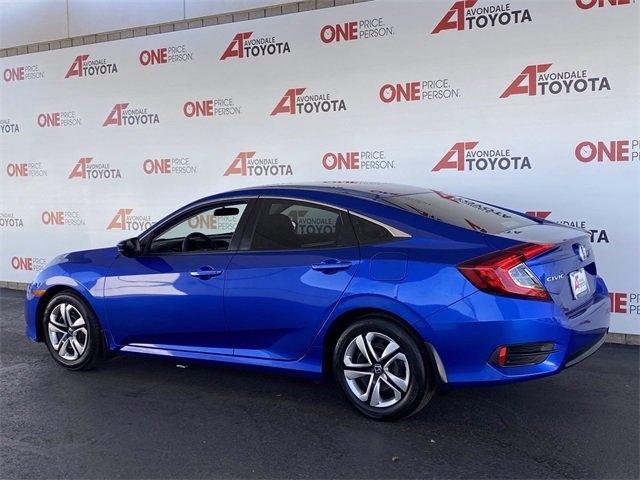 Honda Civic 2018 price $18,981