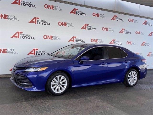 Toyota Camry 2018 price $18,981
