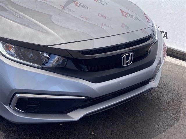 Honda Civic 2020 price $20,981