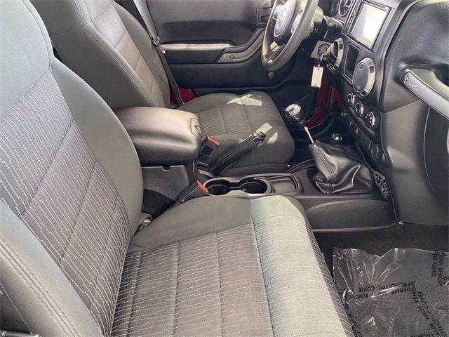 Jeep Wrangler Unlimited 2011 price $19,981