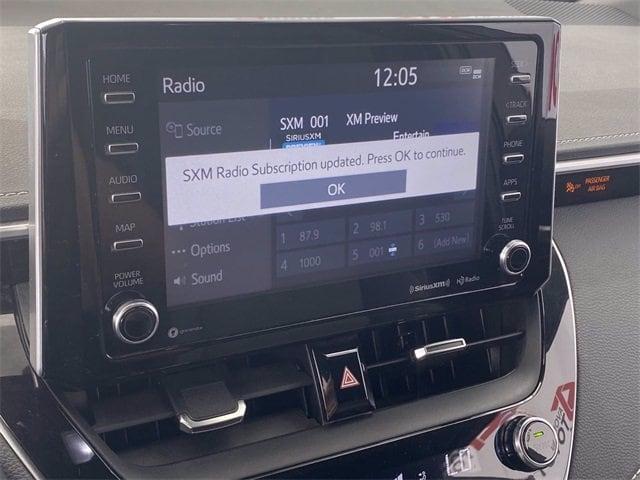 Toyota Corolla Hatchback 2019 price $21,481