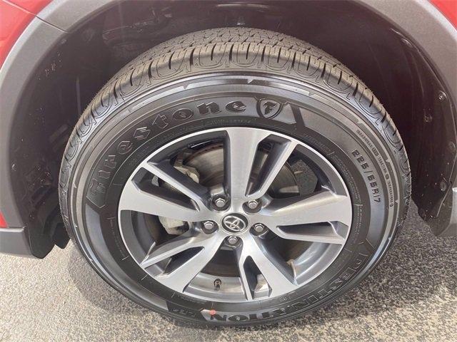 Toyota RAV4 2017 price $21,981