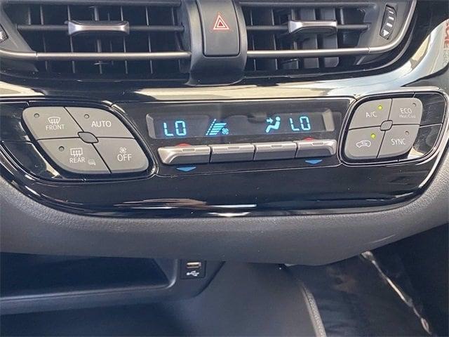 Toyota C-HR 2020 price $22,481