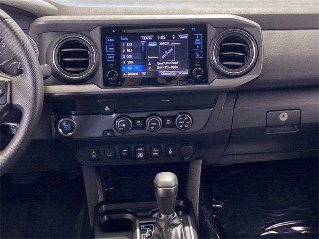 Toyota Tacoma 2019 price $36,481