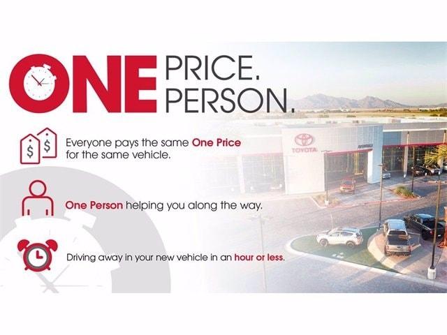 Toyota Tacoma 2020 price $43,981