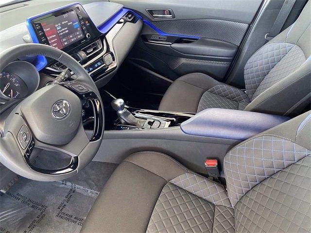 Toyota C-HR 2020 price $23,481