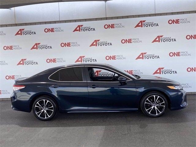 Toyota Camry 2018 price $24,481