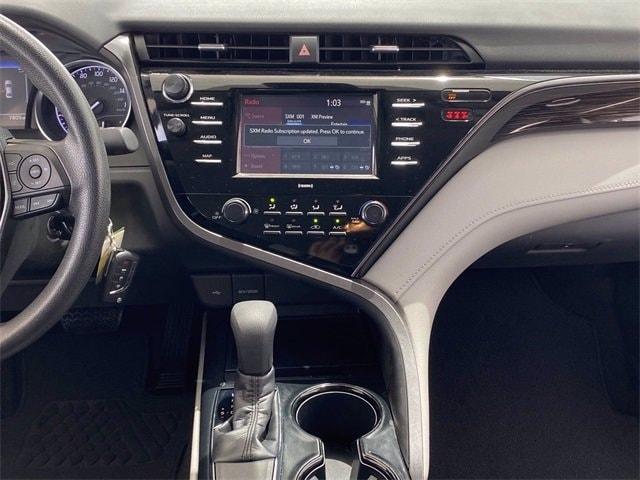 Toyota Camry 2020 price $24,981