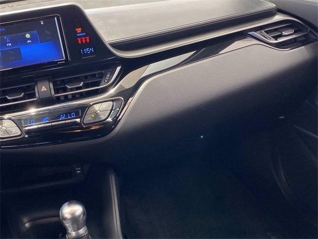 Toyota C-HR 2018 price $21,981