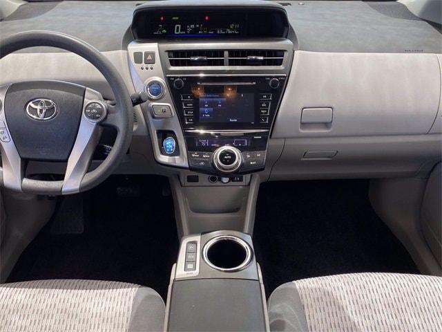 Toyota Prius v 2017 price $16,486