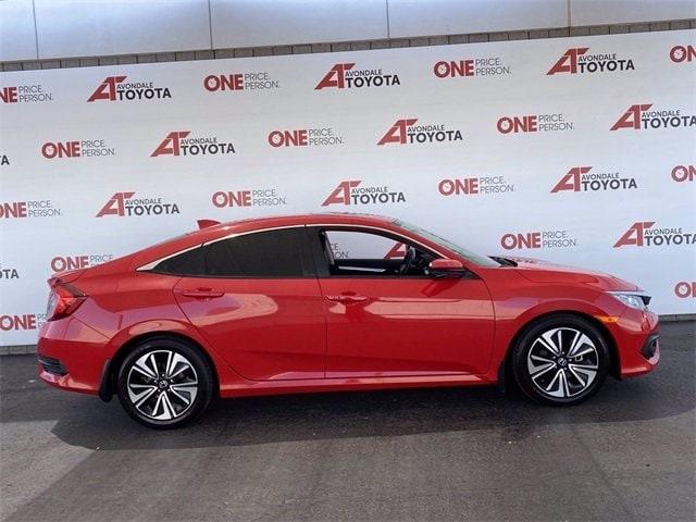 Honda Civic 2017 price $21,981