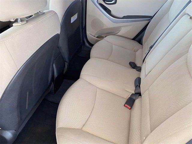 Hyundai Elantra 2016 price $12,481