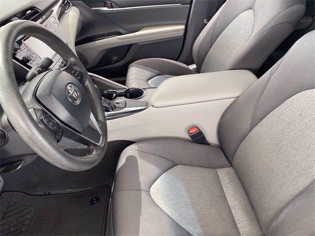 Toyota Camry 2018 price $21,781