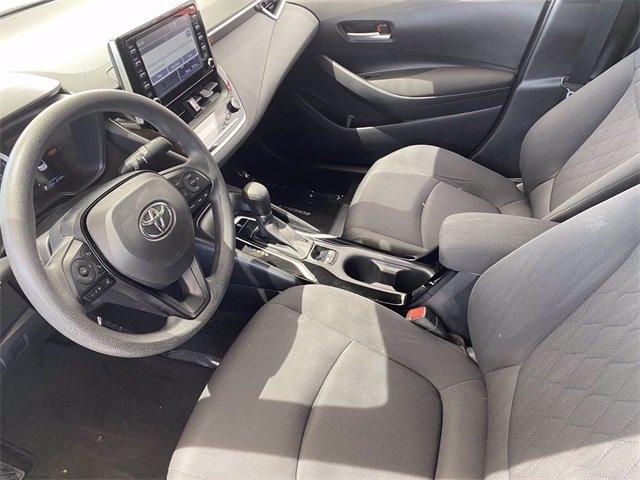 Toyota Corolla 2020 price $20,781