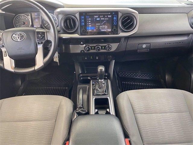 Toyota Tacoma 2017 price $33,981