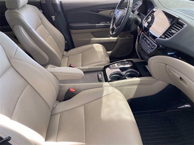 Honda Pilot 2020 price $44,781
