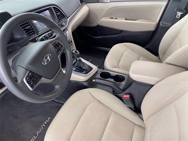 Hyundai Elantra 2017 price $16,981