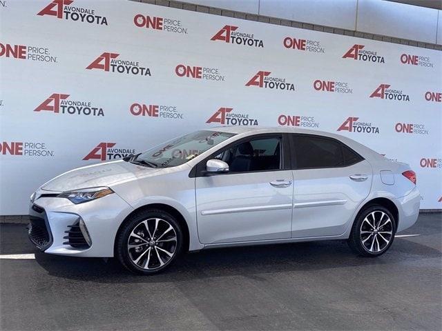 Toyota Corolla 2018 price $19,981