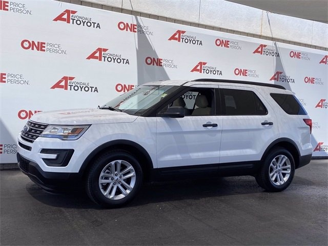 Ford Explorer 2017 price $22,981