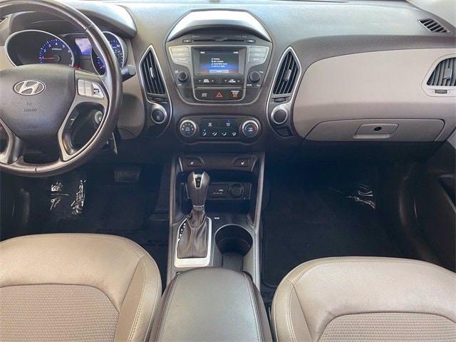 Hyundai Tucson 2015 price $17,981
