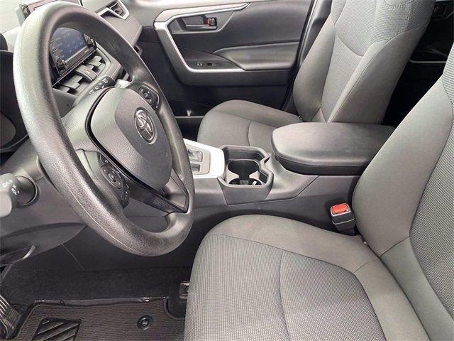 Toyota RAV4 2021 price $27,781