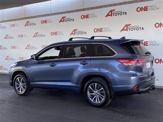Toyota Highlander 2018 price $35,481