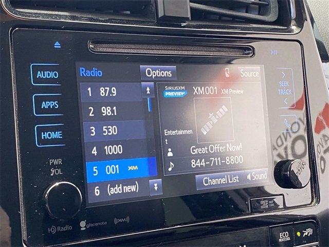 Toyota Prius 2017 price $18,481