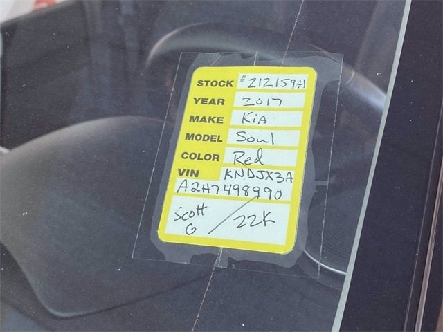 Kia Soul 2017 price $19,981
