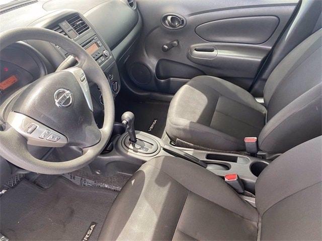 Nissan Versa 2017 price $10,981