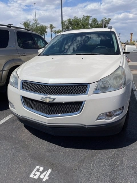 Chevrolet Traverse 2011 price $10,986