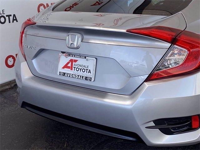 Honda Civic 2018 price $20,781