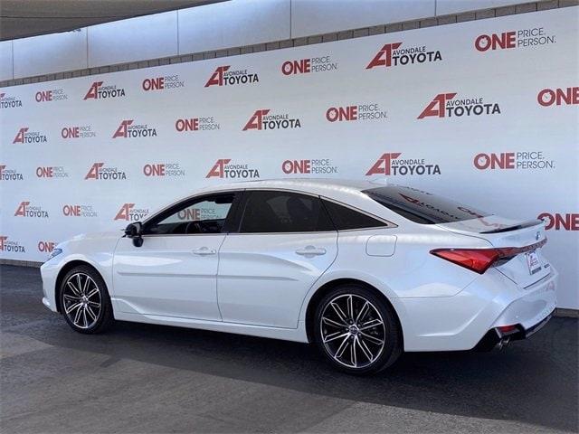 Toyota Avalon 2020 price $40,981
