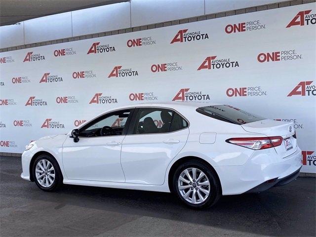 Toyota Camry 2018 price $24,781