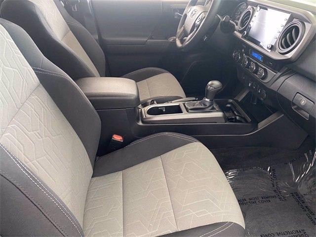 Toyota Tacoma 2021 price $42,981