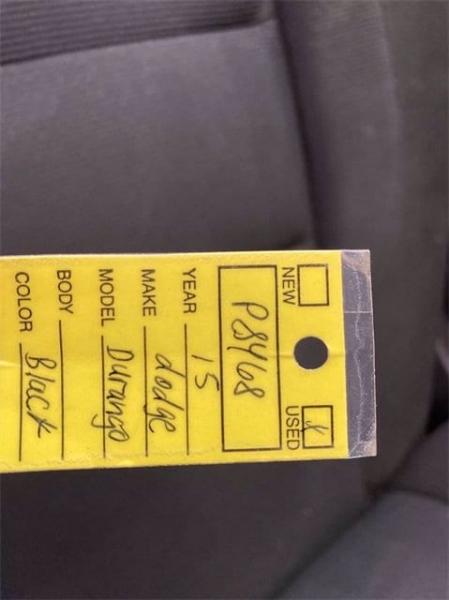 Dodge Durango 2015 price $21,981
