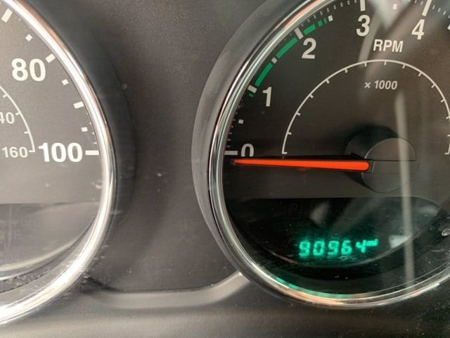 Jeep Wrangler JK 2017 price $27,481