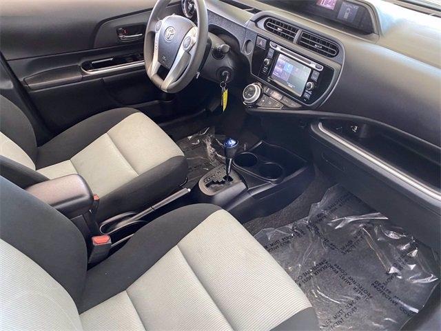 Toyota Prius c 2016 price $16,481