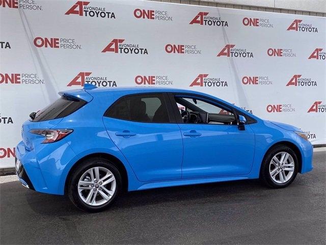 Toyota Corolla Hatchback 2020 price $22,481