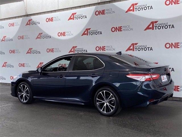 Toyota Camry 2020 price $26,981