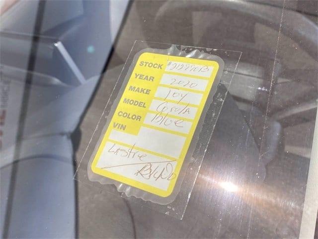 Toyota Corolla 2020 price $20,981