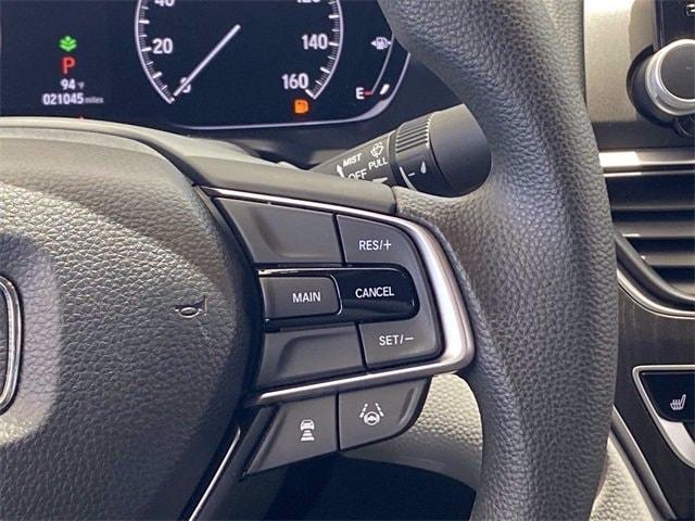 Honda Accord 2019 price $26,983