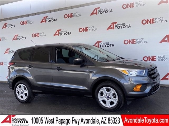 Ford Escape 2017 price $18,483