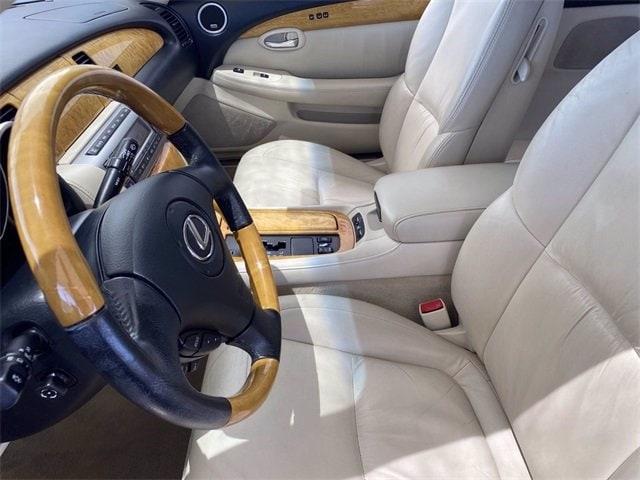 Lexus SC 430 2002 price $17,481