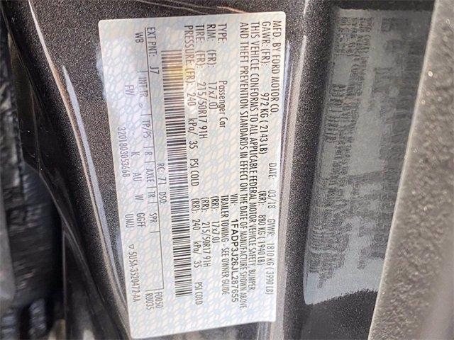 Ford Focus 2018 price $16,983