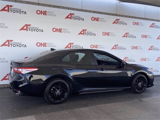 Toyota Camry 2020 price $29,983