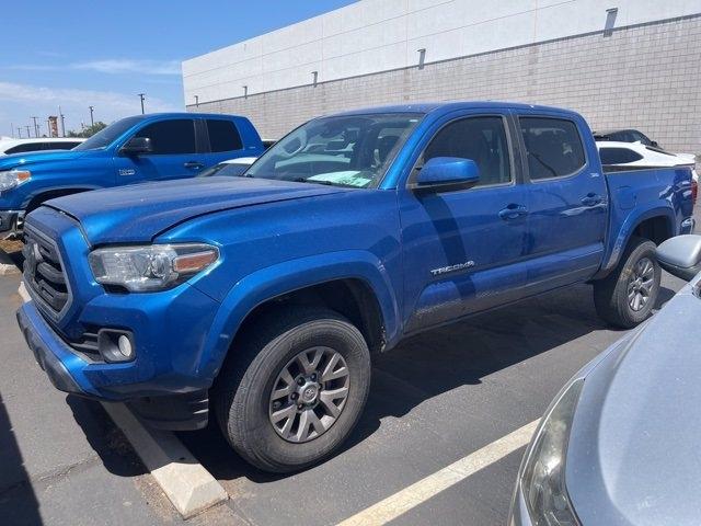 Toyota Tacoma 2018 price $33,483