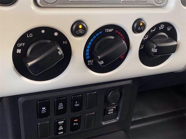 Toyota FJ Cruiser 2014 price $36,983