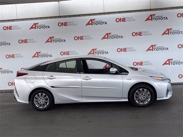 Toyota Prius Prime 2020 price $28,981